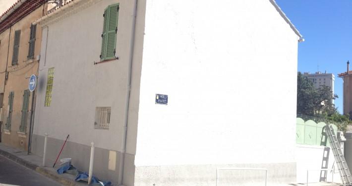 R novation fa ade entreprise belli for Entreprise renovation facade